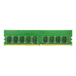 Memoria RAM Synology - Ddr4 - 8 gb - dimm 288-pin - senza buffer d4ec-2666-8g