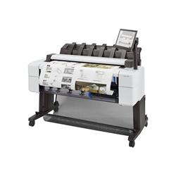 Plotter HP - Designjet t2600dr postscript - stampante multifunzione - colore 3ek15a#b19