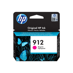 Cartuccia HP - 912 - magenta - originale - cartuccia d'inchiostro 3yl78ae#bgy