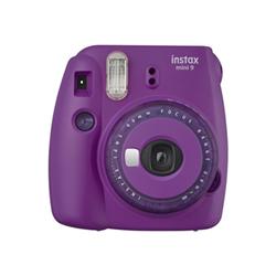 Fotocamera analogica Instax - INSTAX MINI 9 CLEAR PURPLE