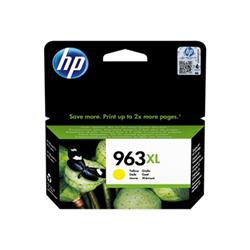 Cartuccia HP - 963xl - alta resa - giallo - originale - cartuccia d'inchiostro 3ja29ae#bgx