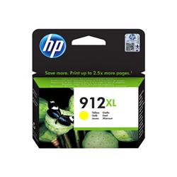 Cartuccia HP - 912xl - alta resa - giallo - originale - cartuccia d'inchiostro 3yl83ae#bgx