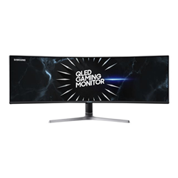 Image of Monitor LFD C49rg90ssu - crg9 series - monitor qled - curvato - 49'' - hdr lc49rg90ssuxen