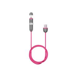 Custodia Puro - FUJIPOWER CAVO 1A DA USB A MICRO/LI