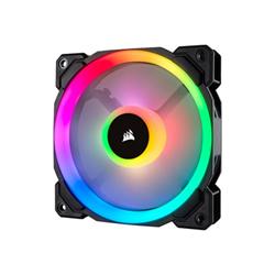 Ventola Ll series ll120 rgb dual light loop ventilatore per cabinet co 9050071 ww