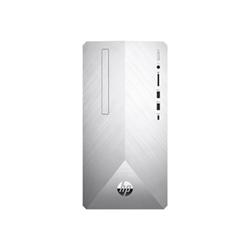 PC Desktop HP - Pavilion 595-p0085nl - mt - core i7 9700f 3 ghz - 8 gb - 512 gb 7qd66ea#abz