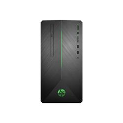 PC Desktop HP - Pavilion gaming 690-0033nl - mt - core i7 9700f 3 ghz - 8 gb 7kd17ea#abz