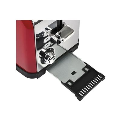 Tostapane Girmi TP56 920 W Rosso//argento TP5602