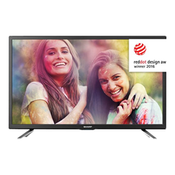 "TV LED Sharp - 24CHG6132EM 24 "" HD Ready Smart Flat"