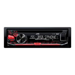Autoradio JVC - Kd-db67e - auto - ricevitore cd - unità centrale fissa - full-din kd-db67
