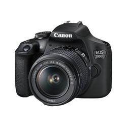 Fotocamera reflex Canon - EOS 2000D + EF-S 18-55 mm III 2728C002
