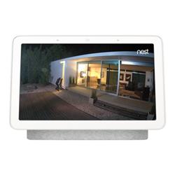 Assistente virtuale GOOGLE - Nest Hub Grigio chiaro