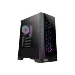 Case Gaming Antec - Nx series nx600 - tower - atx 0-761345-81060-9
