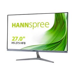 "Monitor LED Hannspree - Hs series - monitor a led - full hd (1080p) - 27"" hs275hfb"