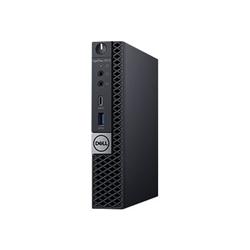 PC Desktop Dell Technologies - Dell optiplex 7070 - micro - core i7 9700t 2 ghz - 16 gb - 256 gb 93cj5