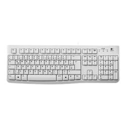 Tastiera K120 for business tastiera tedesca bianco 920 003626