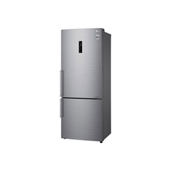 Frigorifero LG - GBB567PZCZB Combinato Classe A++ 70.5 cm No Frost Acciaio inox premium