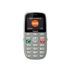 Telefono cellulare Gigaset - Gl390 - titanio argentato - 32 mb - gsm - cellulare s30853h1177r101