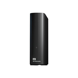 Hard disk esterno Western Digital - Wd elements desktop wdbwlg0120hbk - hdd - 12 tb - usb 3.0 wdbwlg0120hbk-eesn