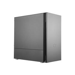 Case Gaming Cooler Master - Silencio s400 - tower - micro atx mcs-s400-kn5n-s00