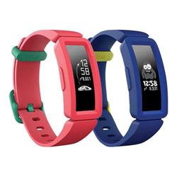Smartwatch Fitbit - Ace 2 sistema di monitoraggio attività con cinturino fb414bkbu