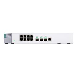 Switch Qnap - Switch - 11 porte - unmanaged qsw-308-1c