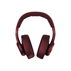 Image of Cuffie Clam Cuffie Bluetooth Over-Ear Ruby Red 3HP300RR