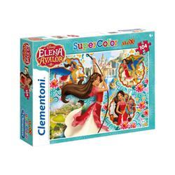 Puzzle Clementoni - Supercolor maxi - disney elena of avalor 24479