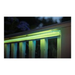 Lampadina LED Philips - Hue White & Color Striscia LED smart per esterni, 5M