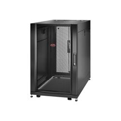 APC - Netshelter sx rack - 18u ar3106