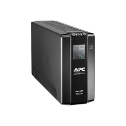 Batteria APC - Back-ups pro - ups - 390 watt - 650 va br650mi