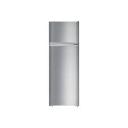 Frigorifero LIEBHERR - CTel 2931 Doppia porta Classe A++ 55 cm Argento