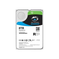 Hard disk interno Seagate - Skyhawk ai - hdd - 8 tb - sata 6gb/s st8000ve000