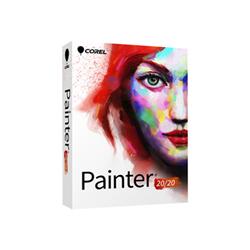 Software Corel - Painter 2020 - box pack - 1 utente ptr2020mldp