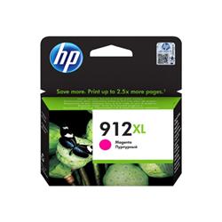 Cartuccia HP - 912xl - alta resa - magenta - originale - cartuccia d'inchiostro 3yl82ae#301