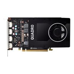 Scheda video HP - Quadro p2200 - scheda grafica - quadro p2200 - 5 gb 6yt67at