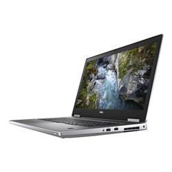 "Workstation Dell Technologies - Dell precision mobile workstation 7740 - 17.3"" - core i7 9850h - 16 gb ram 978dr"