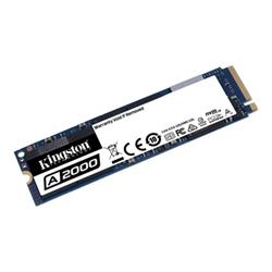SSD Kingston - A2000 - ssd - 1 tb - pci express 3.0 x4 (nvme) sa2000m8/1000g