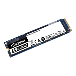 SSD Kingston - A2000 - ssd - 250 gb - pci express 3.0 x4 (nvme) sa2000m8/250g