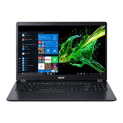 "Notebook Acer - Aspire 3 a315-54-33pk - 15.6"" - core i3 8145u - 8 gb ram nx.hefet.006"