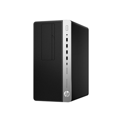 PC Desktop HP - Prodesk 600 g5 - micro tower - core i5 9500 3 ghz - 8 gb - 256 gb 7ac14et#abz