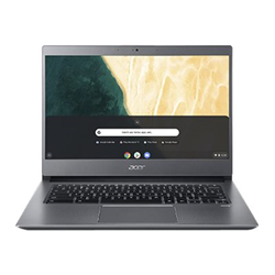 "Notebook Acer - Chromebook 714 cb714-1w-p1y3 - 14"" - pentium gold 4417u - 8 gb ram nx.hayet.002"