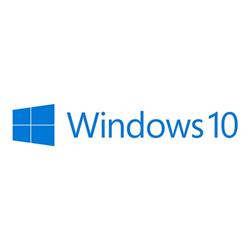 Software Microsoft - Windows 10 home - box pack - 1 licenza haj-00064