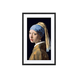 Cornice digitale Netgear - Meural canvas ii mc327 - cornice foto digitale mc327bl-10000s
