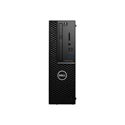 Workstation Dell Technologies - Dell precision 3431 - sff - xeon e-2224g 3.5 ghz - 16 gb - 256 gb r1gfk