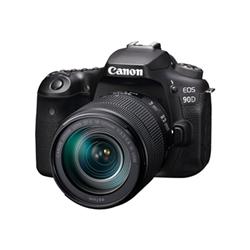 Fotocamera reflex Canon - Eos 90d - fotocamera digitale obiettivo ef-s 18-135mm is usm 3616c017