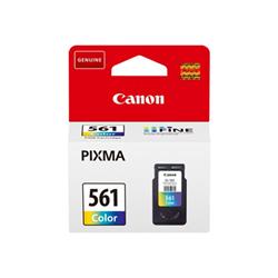 Cartuccia Canon - Cl-561 - colore (ciano, magenta, giallo) - originale 3731c001