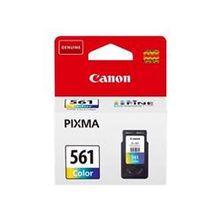 Cartuccia Canon - Cl-561 - colore (ciano, magenta, giallo) - originale 3731c004
