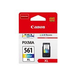 Cartuccia Canon - Cl-561xl - colore (ciano, magenta, giallo) - originale 3730c001