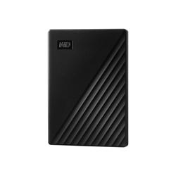 Hard disk esterno Western Digital - Wd my passport wdbyvg0010bbk - hdd - 1 tb - usb 3.2 gen 1 wdbyvg0010bbk-wesn